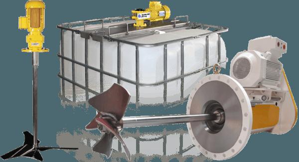 Milton Roy Mixing: Технология и производственная программа